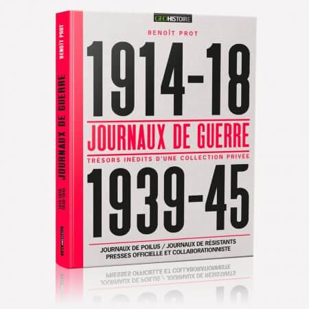 livre journaux de guerre