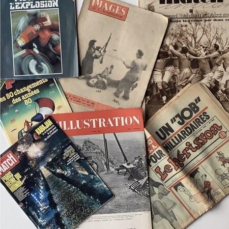 Magazine anniversaire 80 ans