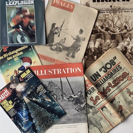 Magazine anniversaire 70 ans