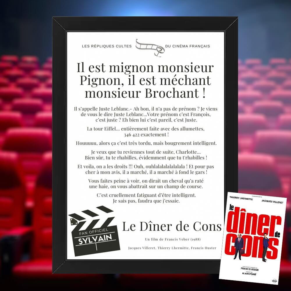 citations le dîner de cons