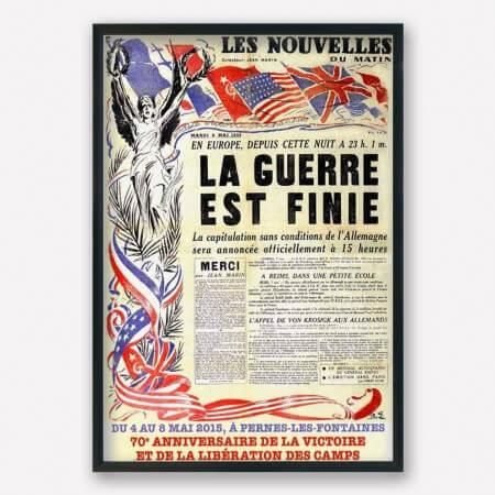 journaux anciens guerre