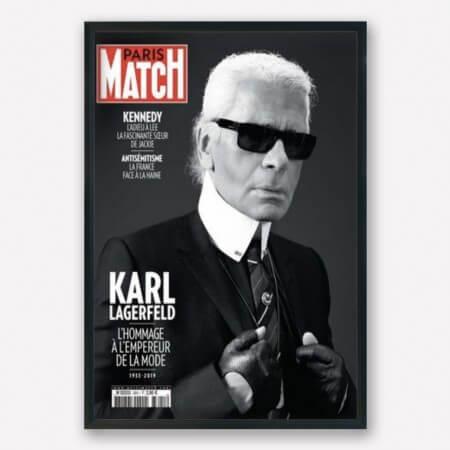 karl Lagerfeld Paris march