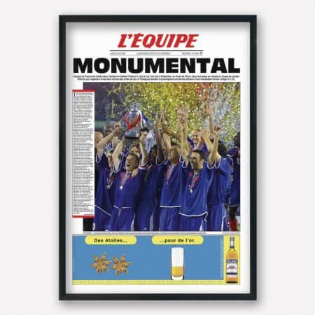 l'équipe euro 2000